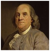 Benjamin Franklin US Founding Father ConstitutionDaycom - List of the founding fathers of the united states