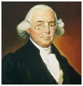 Founding Father, jurist and American statesman James Wilson, was among the first supporters of the American Revolution. Wilson was born on September 14, ... - signer_james_wilson